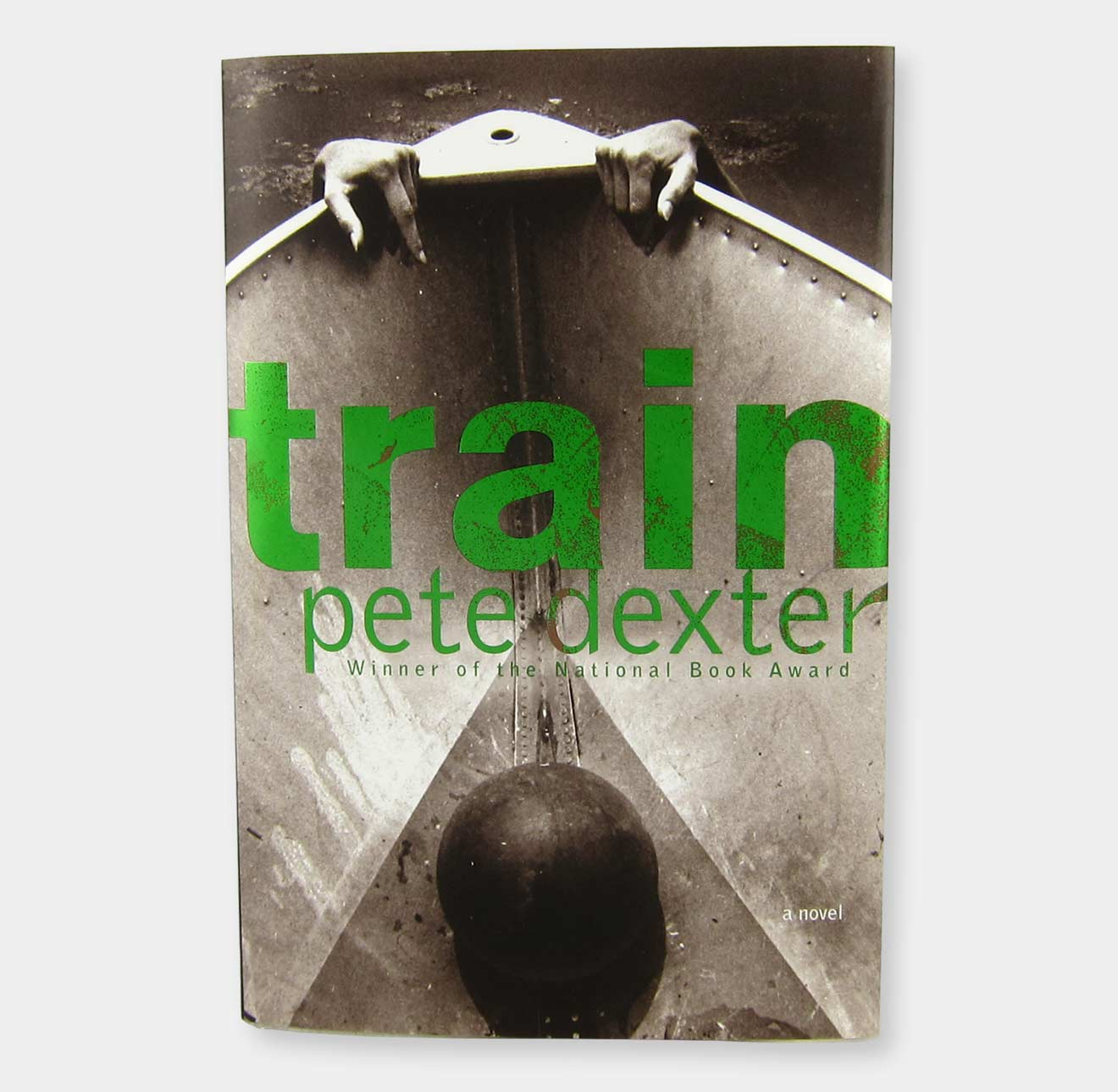 Train book cover